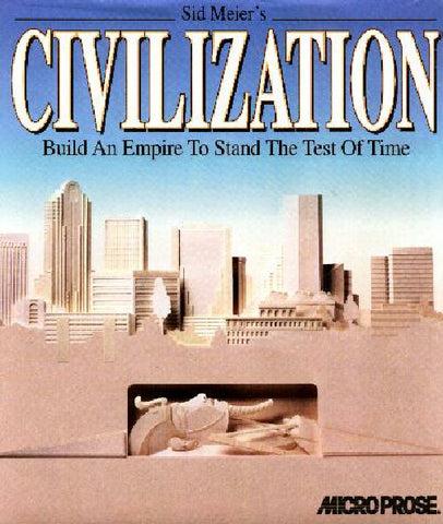 THE ORIGINAL SID MEIER CIVILIZATION 1 +1Clk Macintosh OSX Install