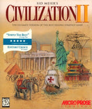 CIVILIZATION II +1Clk Windows 10 8 7 Vista XP Install