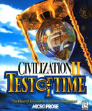 CIVILIZATION II TEST OF TIME +1Clk Windows 10 8 7 Vista XP Install