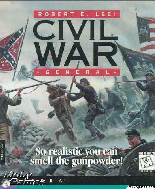 ROBERT E. LEE CIVIL WAR GENERAL +1Clk Windows 10 8 7 Vista XP Install