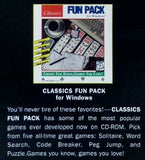 CLASSICS FUN PACK FOR WINDOWS +1Clk Windows 10 8 7 Vista XP Install