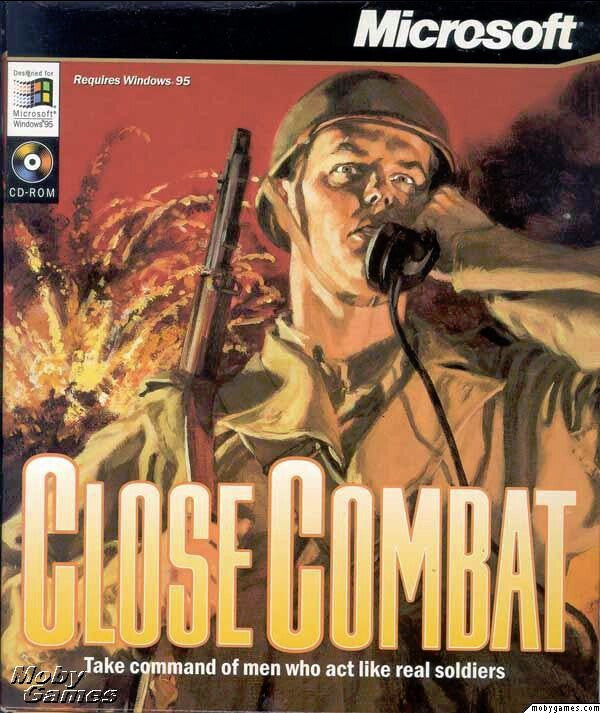 MICROSOFT CLOSE COMBAT 1 +1Clk Windows 10 8 7 Vista XP Install