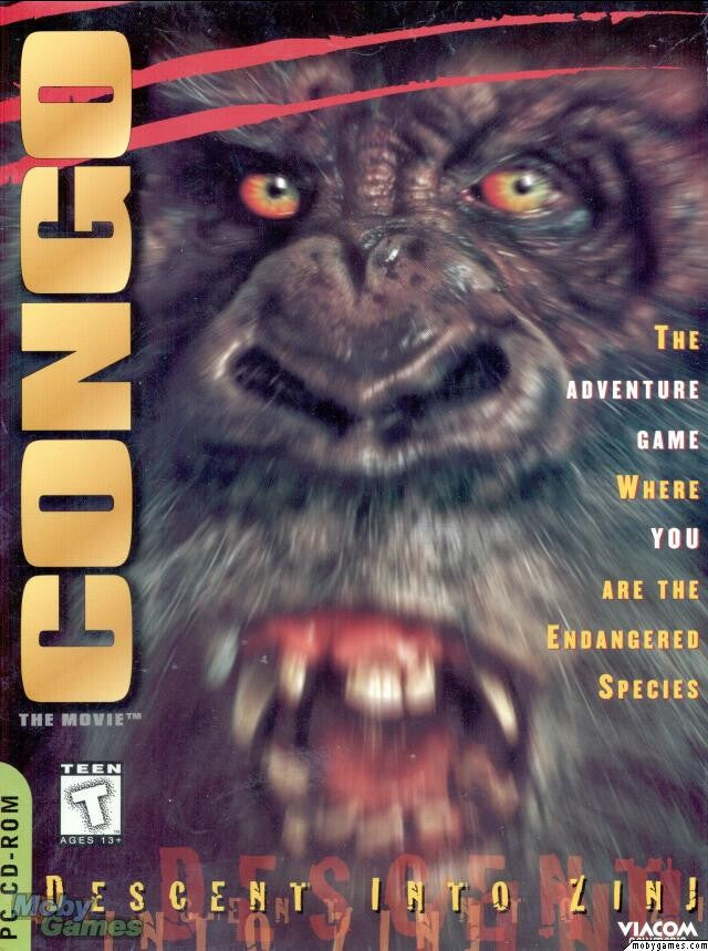 CONGO DESCENT INTO ZINJ PC GAME +1Clk Windows 10 8 7 Vista XP Install