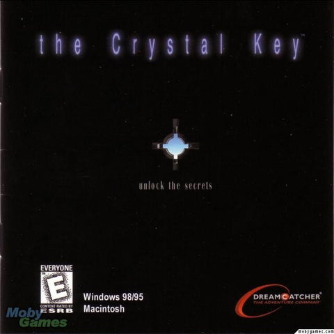 THE CRYSTAL KEY DREAMCATCHER +1Clk Windows 10 8 7 Vista XP Install