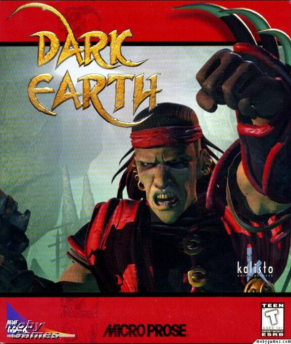 DARK EARTH +1Clk Windows 10 8 7 Vista XP Install