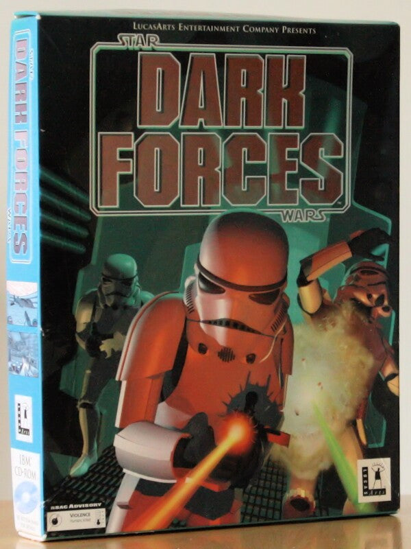 STAR WARS DARK FORCES +1Clk Windows 10 8 7 Vista XP Install