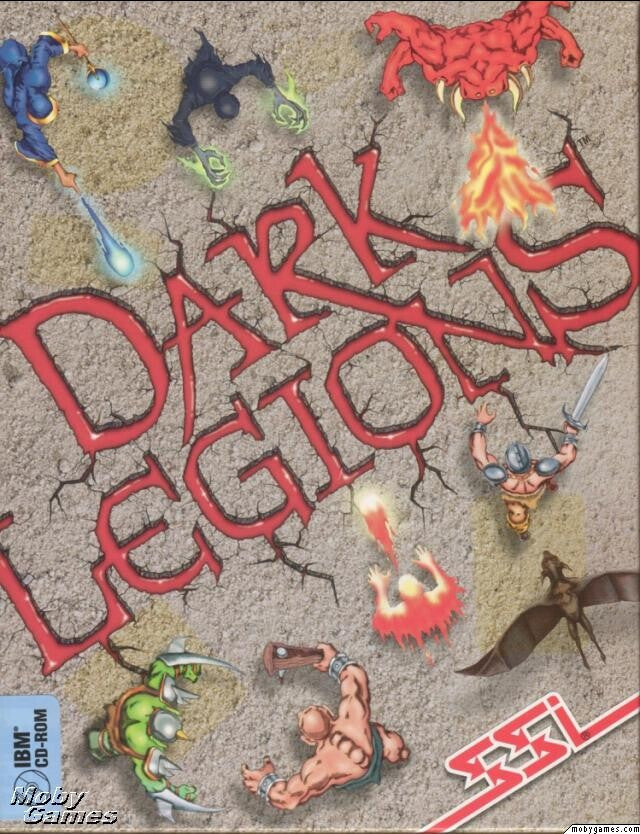 DARK LEGIONS +1Clk Windows 10 8 7 Vista XP Install