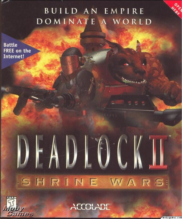 DEADLOCK II SHRINE WARS +1Clk Windows 10 8 7 Vista XP Install