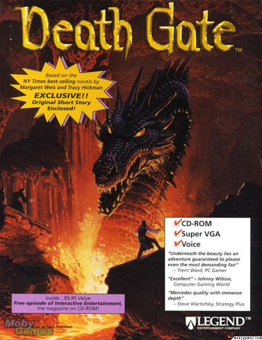 DEATH GATE +1Clk Macintosh OSX Install