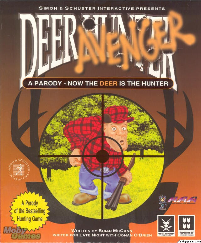 DEER AVENGER +1Clk Windows 10 8 7 Vista XP Install