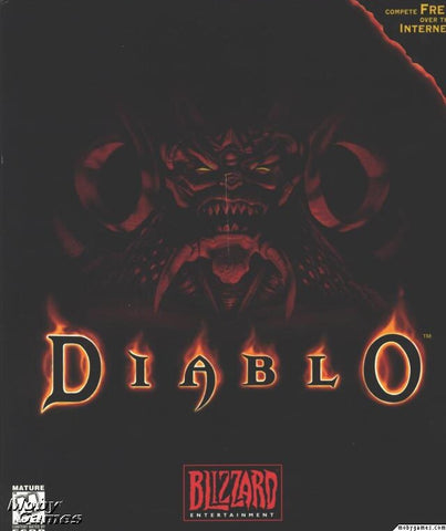 DIABLO 1 +1Clk Windows 10 8 7 Vista XP Install