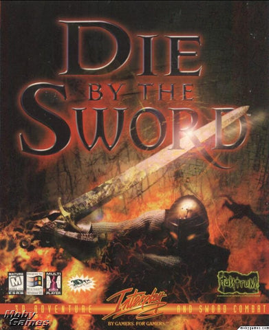 DIE BY THE SWORD +1Clk Windows 10 8 7 Vista XP Install