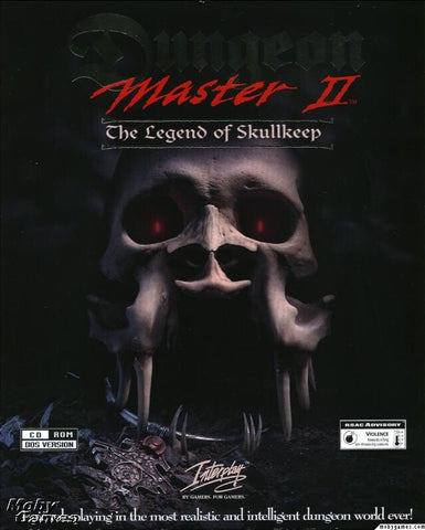 DUNGEON MASTER II LEGEND OF SKULLKEEP +1Clk Windows 10 8 7 Vista XP Install