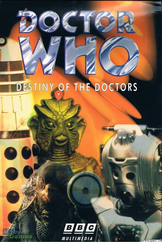 DOCTOR WHO DESTINY OF THE DOCTORS +1Clk Windows 10 8 7 Vista XP Install