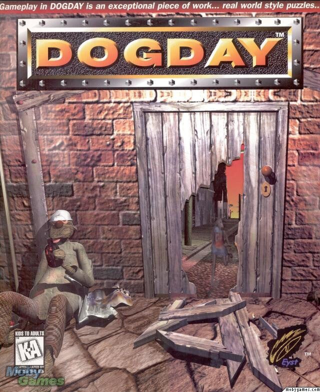 DOGDAY PC GAME +1Clk Windows 10 8 7 Vista XP Install