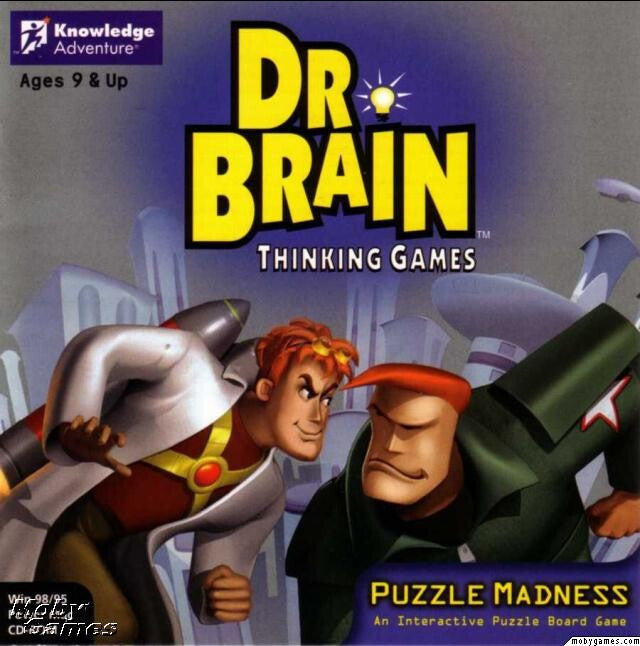 DR. BRAIN PUZZLEOPOLIS PUZZLE MADNESS +1Clk Windows 10 8 7 Vista XP Install