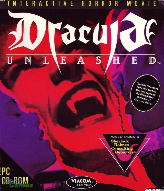 DRACULA UNLEASHED PC GAME +1Clk Windows 10 8 7 Vista XP Install