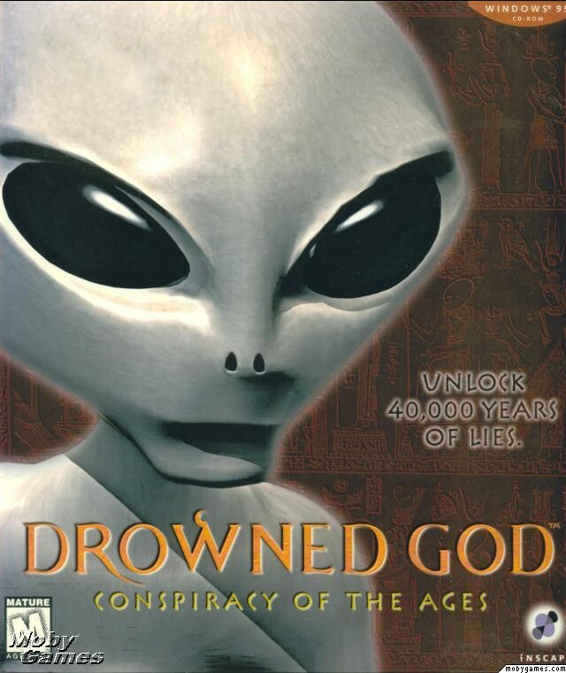 DROWNED GOD: CONSPIRACY OF THE AGES +1Clk Windows 10 8 7 Vista XP Install
