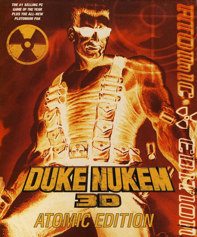 DUKE NUKEM 3D ATOMIC EDITION +1Clk Windows 10 8 7 Vista XP Install