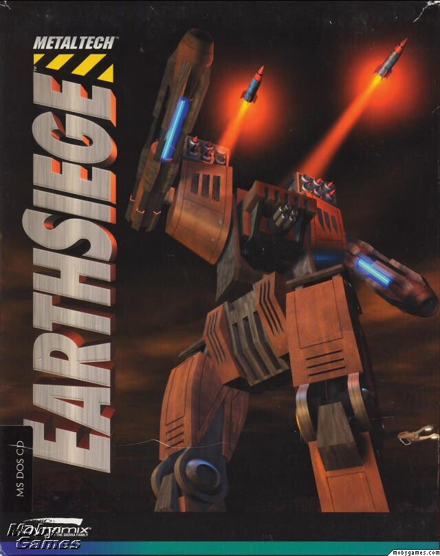 EARTHSIEGE 1 +1Clk Windows 10 8 7 Vista XP Install