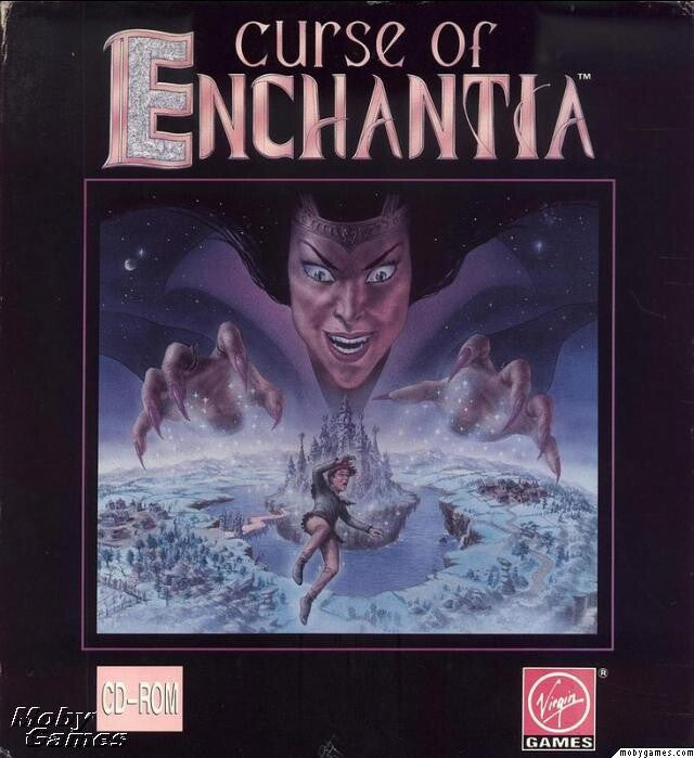 CURSE OF ENCHANTIA +1Clk Windows 10 8 7 Vista XP Install