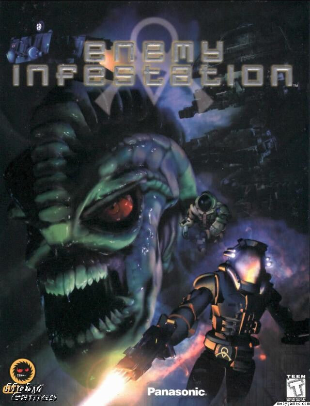 ENEMY INFESTATION +1Clk Windows 10 8 7 Vista XP Install