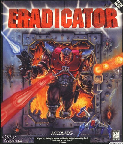 ERADICATOR +1Clk Windows 10 8 7 Vista XP Install