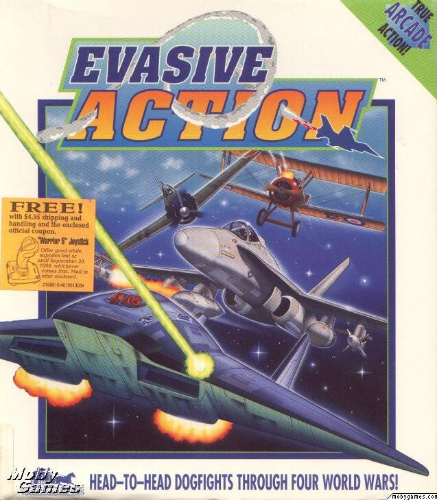 EVASIVE ACTION +1Clk Windows 10 8 7 Vista XP Install