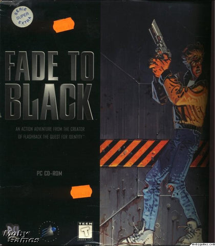 FADE TO BLACK (FLASHBACK SEQUEL) +1Clk Windows 10 8 7 Vista XP Install