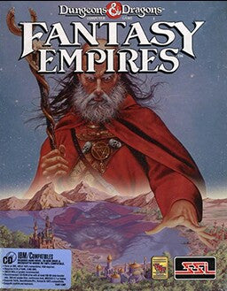 AD&D FANTASY EMPIRES +1Clk Windows 10 8 7 Vista XP Install