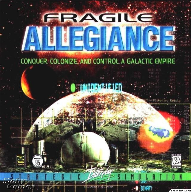 FRAGILE ALLEGIANCE +1Clk Windows 10 8 7 Vista XP Install