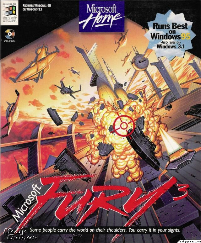 MICROSOFT FURY3 +1Clk Windows 10 8 7 Vista XP Install