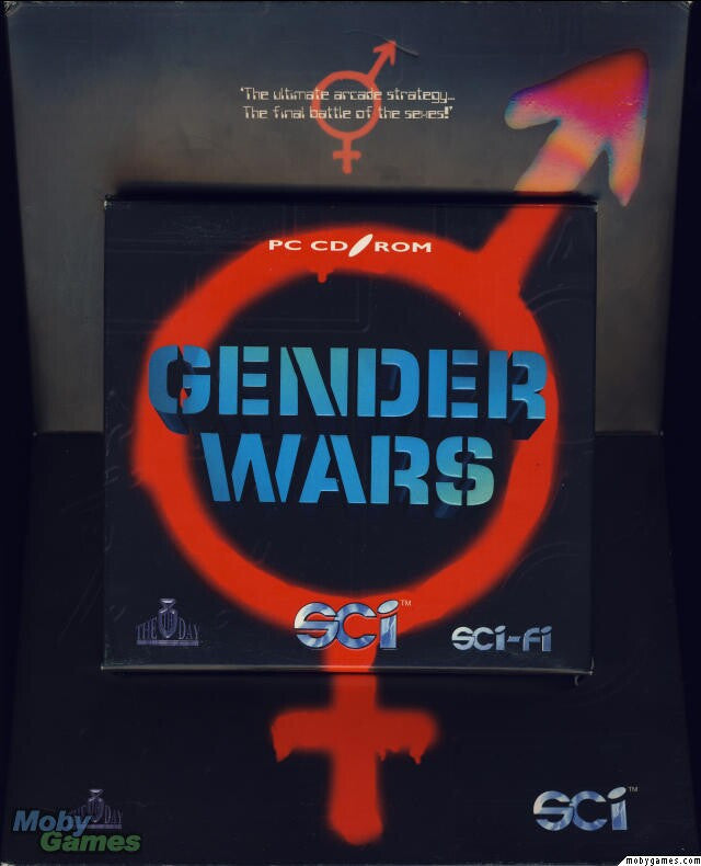 GENDER WARS +1Clk Windows 10 8 7 Vista XP Install