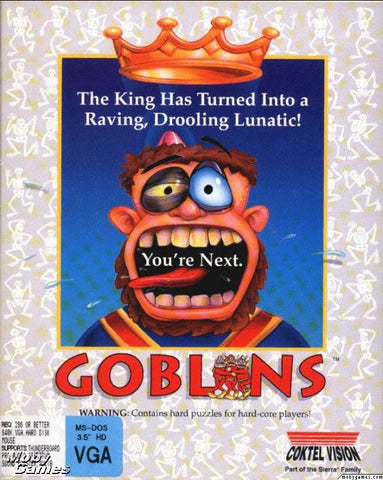 GOBLIIINS GOBLINS 1+1Clk Windows 10 8 7 Vista XP Install
