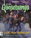 GOOSEBUMPS ESCAPE FROM HORRORLAND PC GAME +1Clk Windows 10 8 7 Vista XP Install