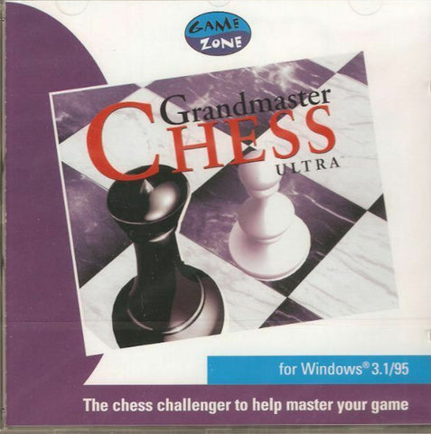 GRANDMASTER CHESS ULTRA 1996 TLC +1Clk Windows 10 8 7 Vista XP Install