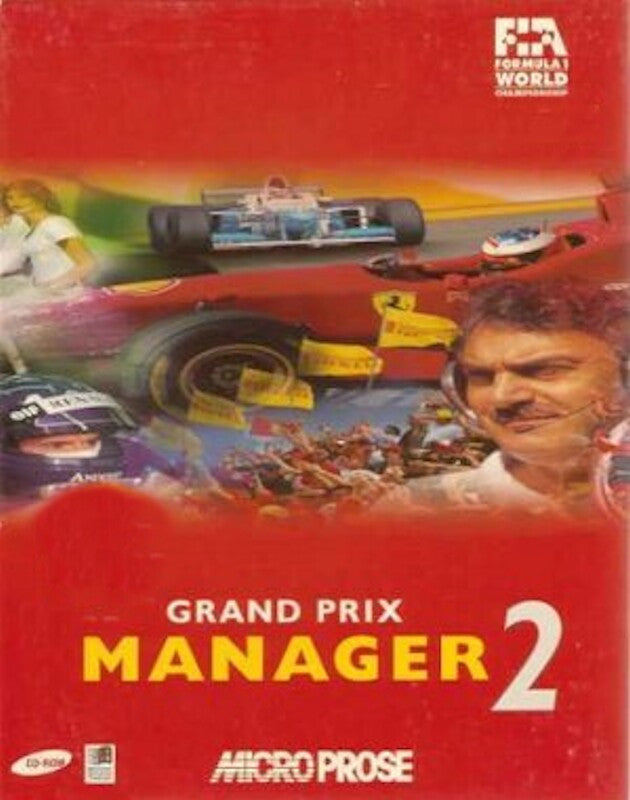 GRAND PRIX MANAGER 2 +1Clk Windows 10 8 7 Vista XP Install