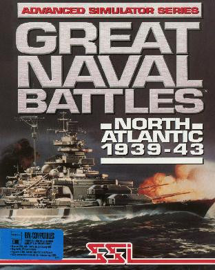 GREAT NAVAL BATTLES 1 NORTH ATLANTIC +1Clk Windows 10 8 7 Vista XP Install