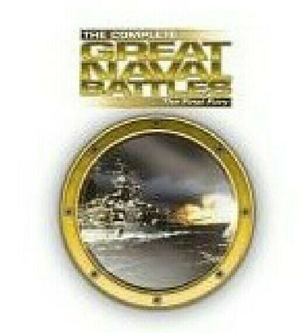 GREAT NAVAL BATTLES 1 2 3 4 5 +1Clk Windows 10 8 7 Vista XP Install