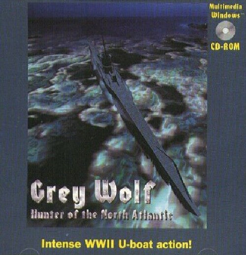 GREY WOLF HUNTER OF THE NORTH ATLANTIC +1Clk Windows 10 8 7 Vista XP Install