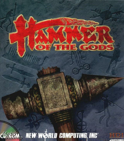 HAMMER OF THE GODS +1Clk Windows 10 8 7 Vista XP Install