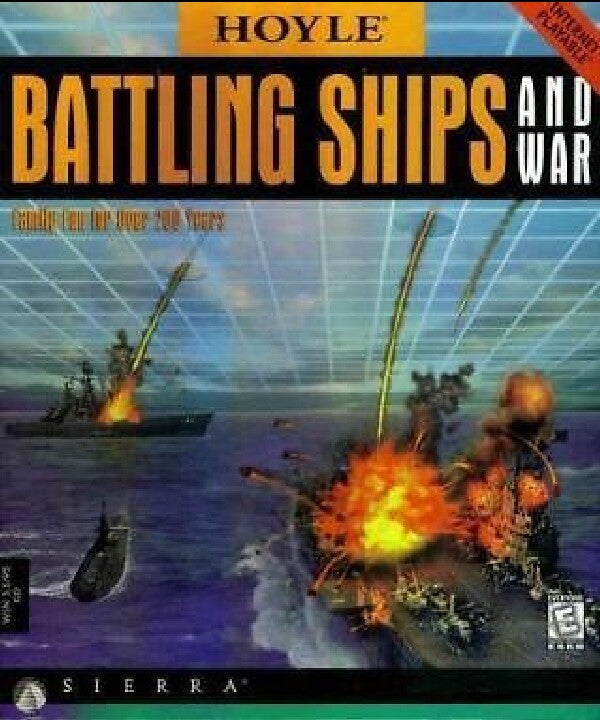 HOYLE BATTLING SHIPS AND WAR +1Clk Windows 10 8 7 Vista XP Install