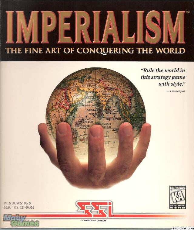 IMPERIALISM 1 +1Clk Windows 10 8 7 Vista XP Install