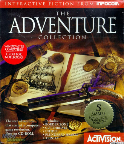 INFOCOM ADVENTURE COLLECTION +1Clk Macintosh OSX Install