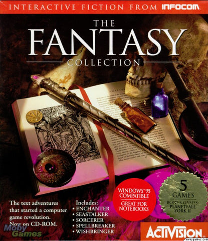 INFOCOM FANTASY COLLECTION +1Clk Macintosh OSX Install