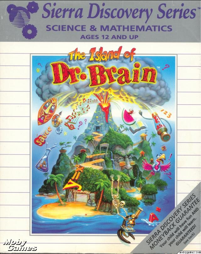 THE ISLAND OF DR. BRAIN +1Clk Windows 10 8 7 Vista XP Install