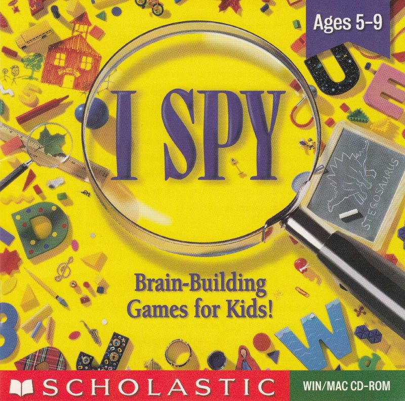 I SPY 1997 FIRST IN SERIES PC GAME +1Clk Windows 10 8 7 Vista XP Install