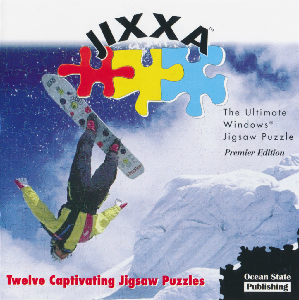 JIXXA ORIGINAL VERSION +1Clk Windows 10 8 7 Vista XP Install