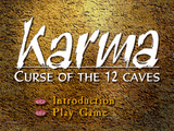 QUEST FOR KARMA / CURSE OF THE 12 CAVES +1Clk Windows 10 8 7 Vista XP Install