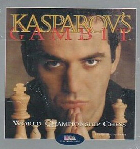 KASPAROV'S GAMBIT +1Clk Windows 10 8 7 Vista XP Install